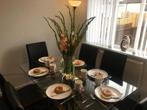 SSA - Atholl House Glasgow Airport, Апартаменты  Пейсли - big - 27