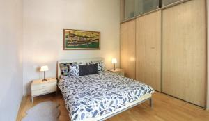 Apartment with View near Town Hall, Апартаменты  Вильнюс - big - 4