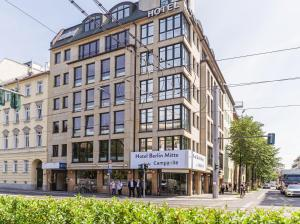 Hotel «Berlin Mitte by Campanile», Берлин