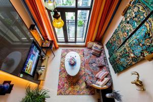 Designer's House with Bohemia Style, Apartmány  Kanton - big - 8