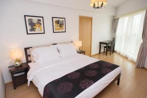 Aiyu Holiday Hotel, Apartmanhotelek  Huangtao - big - 12