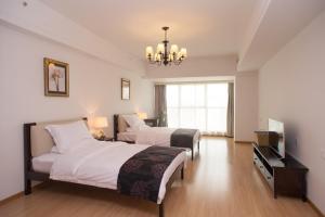 Aiyu Holiday Hotel, Apartmanhotelek  Huangtao - big - 11