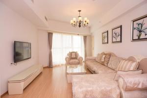 Aiyu Holiday Hotel, Apartmanhotelek  Huangtao - big - 8