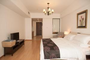 Aiyu Holiday Hotel, Apartmanhotelek  Huangtao - big - 5