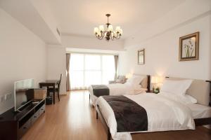 Aiyu Holiday Hotel, Apartmanhotelek  Huangtao - big - 2