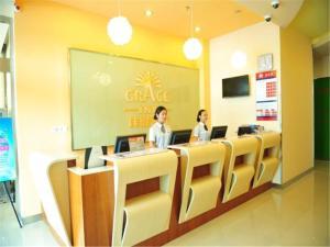 Фото отеля Grace Inn Heze Tianxiang Park Branch