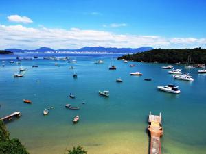 Caixa D'aço Exclusive, Hotels  Porto Belo - big - 37