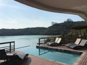 Caixa D'aço Exclusive, Hotels  Porto Belo - big - 34