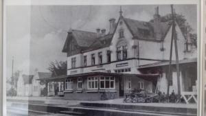 Hotel Wildeshauser Bahnhof, Отели  Вильдесхаузен - big - 17