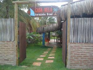 Casa Vela Icarazinho, Дома для отпуска  Icaraí - big - 33