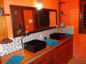 Casa Vela Icarazinho, Дома для отпуска  Icaraí - big - 42