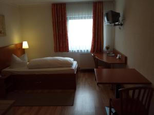 Hotel am Exerzierplatz, Отели  Мангейм - big - 16