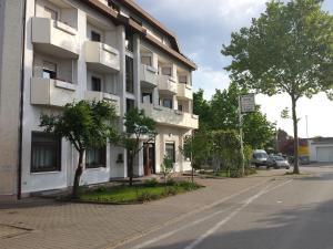 Hotel am Exerzierplatz, Отели  Мангейм - big - 15
