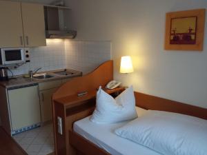 Hotel am Exerzierplatz, Hotel  Mannheim - big - 14