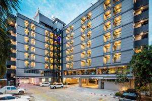 Livotel Hotel Hua Mak Bangkok, Hotels  Bangkok - big - 85