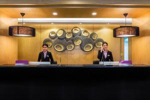 Livotel Hotel Hua Mak Bangkok, Hotels  Bangkok - big - 79