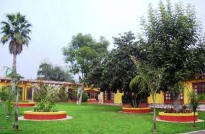 Quinta Cobos, Alloggi in famiglia  Tequisquiapan - big - 30