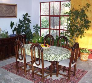 Quinta Cobos, Alloggi in famiglia  Tequisquiapan - big - 29