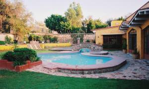 Quinta Cobos, Alloggi in famiglia  Tequisquiapan - big - 36