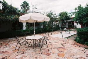 Quinta Cobos, Alloggi in famiglia  Tequisquiapan - big - 35