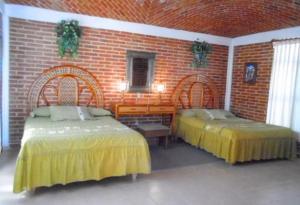Quinta Cobos, Alloggi in famiglia  Tequisquiapan - big - 33