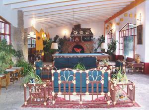 Quinta Cobos, Alloggi in famiglia  Tequisquiapan - big - 28