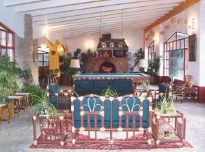 Quinta Cobos, Privatzimmer  Tequisquiapan - big - 28