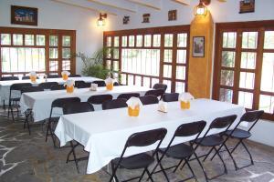 Quinta Cobos, Alloggi in famiglia  Tequisquiapan - big - 27