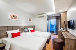 Livotel Hotel Hua Mak Bangkok, Hotels  Bangkok - big - 29