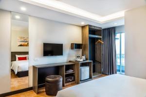 Livotel Hotel Hua Mak Bangkok, Hotels  Bangkok - big - 21