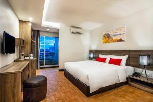 Livotel Hotel Hua Mak Bangkok, Hotels  Bangkok - big - 4