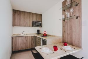 Millenium Plaza & Suites, Aparthotels  San Luis Potosí - big - 14
