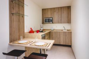 Millenium Plaza & Suites, Aparthotels  San Luis Potosí - big - 17