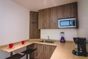 Millenium Plaza & Suites, Aparthotels  San Luis Potosí - big - 25