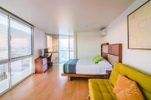 Millenium Plaza & Suites, Aparthotels  San Luis Potosí - big - 32