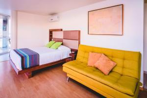 Millenium Plaza & Suites, Aparthotels  San Luis Potosí - big - 33