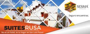 Suites Rusa, Aparthotels  San Luis Potosí - big - 17