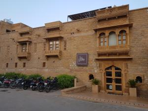 1st Gate Home- Fusion, Hotely  Jaisalmer - big - 1