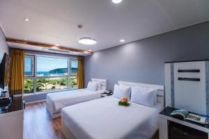 Hotel Best One, Hotels  Jeju - big - 9