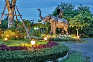 ChangKaew Resort ChiangMai, Rezorty  San Kamphaeng - big - 38