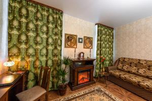 Kon-Tiki Boutique Hotel, Bed & Breakfasts  Sankt Petersburg - big - 8