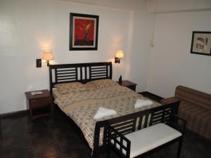 Makati Suites at Travelers Inn, Apartmánové hotely  Manila - big - 21