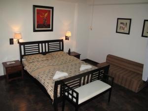 Makati Suites at Travelers Inn, Apartmánové hotely  Manila - big - 15