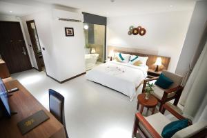 Feliz Urban Hotel, Hotely  Phnompenh - big - 14