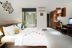 Feliz Urban Hotel, Hotely  Phnompenh - big - 38