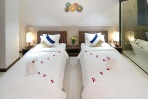 Feliz Urban Hotel, Hotely  Phnompenh - big - 9