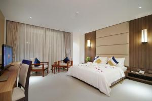 Feliz Urban Hotel, Hotely  Phnompenh - big - 5