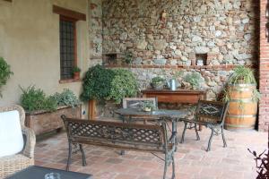 Locanda Dei Gelsi, Гостевые дома  Villar San Costanzo - big - 24