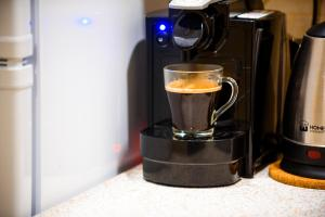 Kon-Tiki Boutique Hotel, Bed & Breakfasts  Sankt Petersburg - big - 81