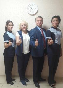 Hotel Sagittarius, Ferienwohnungen  Samara - big - 27